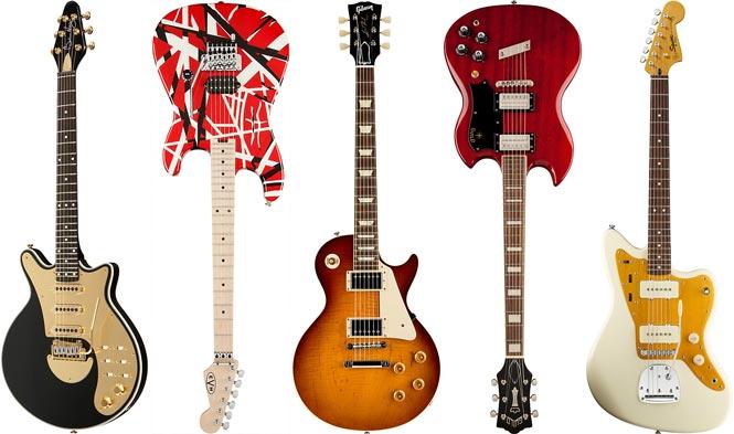 10 הגיטרות הנבחרות בכל הזמנים : אולפן הקלטות : אולפני הקלטות - אולפני סטורם