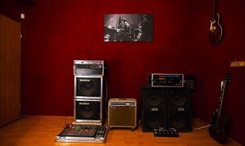 סטודיו B4 - אולפן הקלטות : אולפני הקלטות - אולפני סטורם