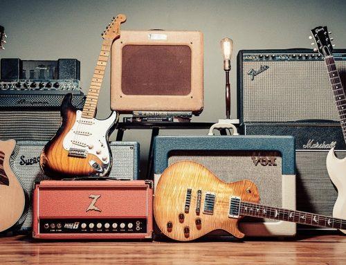 גיטריסטים: שני מוצרים חדשים ומעניינים