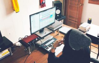 השיר - אולפן הקלטות - אולפני הקלטות : אולפני סטורם