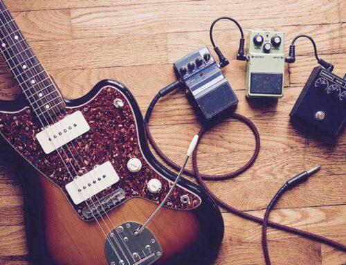 5 הנחות שגויות לגבי ציוד גיטרה