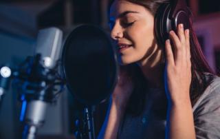 הקלטת שירה : אולפן הקלטות :אולפני הקלטות - אולפני סטורם