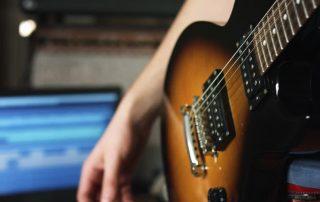 תפקידי גיטרה : אולפן הקלטות :אולפני הקלטות - אולפני סטורם