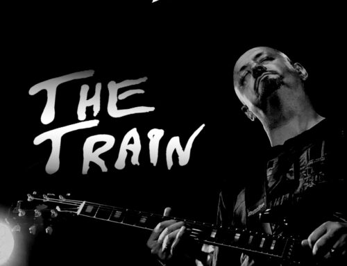 THE TRAIN – סינגל חדש לאיציק פרידמן