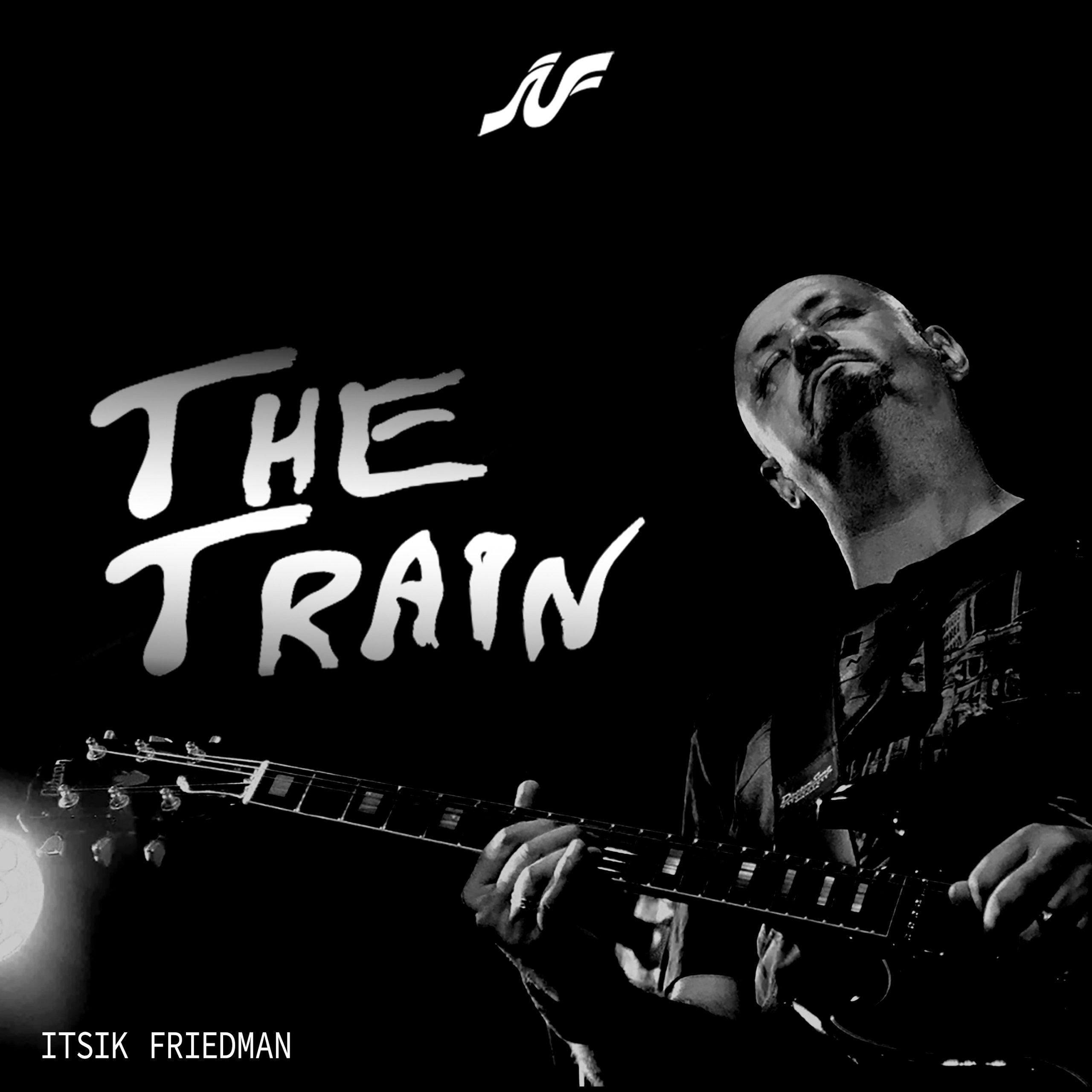 THE TRAIN - סינגל חדש לאיציק פרידמן - אולפן הקלטות - אולפני הקלטות - אולפני סטורם