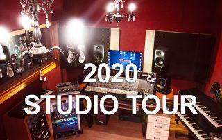THE TRAINסטודיו טור בסטורם 2020 - אולפן הקלטות - אולפני הקלטות - אולפני סטורם